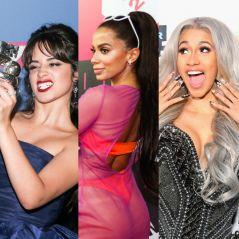 Camila Cabello, Anitta e Cardi B mostram que são donas no TOP 3 das artistas mais premiadas em 2018