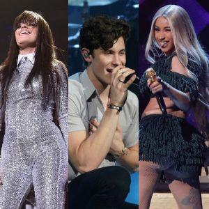 Teremos Camila Cabello, Shawn Mendes, Cardi B e mais uma galera se apresentando no Grammy 2019
