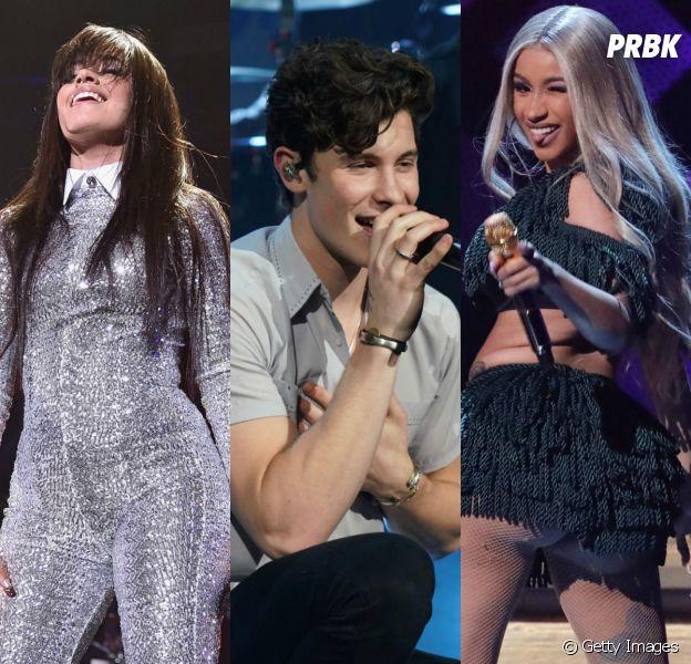 Grammy 2019: performances de Camila Cabello, Shawn Mendes e Cardi B são confirmadas