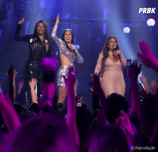 Ludmilla confirma participação de Jão e da dupla Simone & Simaria em seu DVD
