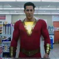 """Novo teaser de """"Shazam!"""" mostra cenas inéditas da transformação do herói! Vem ver"""