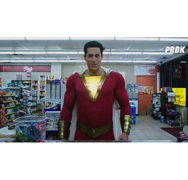 """Novo teaser de """"Shazam!"""" mostra que filme vai ser bem incrível!"""