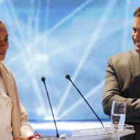 Eleições 2014: Marina Silva anuncia apoio a Aécio Neves no segundo turno