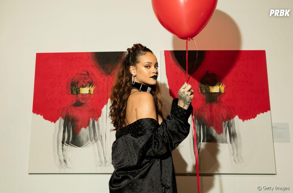"""Rihanna declara em comemoração aos três anos do """"Anti"""": """"Música é, e sempre será, meu primeiro amor"""""""