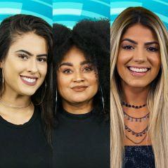"""Quem deve ser eliminada no próximo paredão do """"BBB19""""? Hana, Rízia ou Hariany?"""