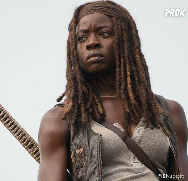 """De """"The Walking Dead"""": Michonne (Danai Gurira) pode não retornar na 10ª temporada da série"""