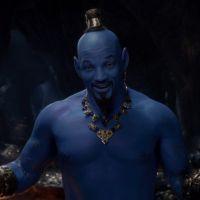 """Teremos Gênio azul! """"Aladdin"""" ganha novo trailer com Will Smith caracterizado"""