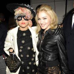 Paz na Terra! Lady Gaga e Madonna curtem festa pós-Oscar e tiram foto juntinhas