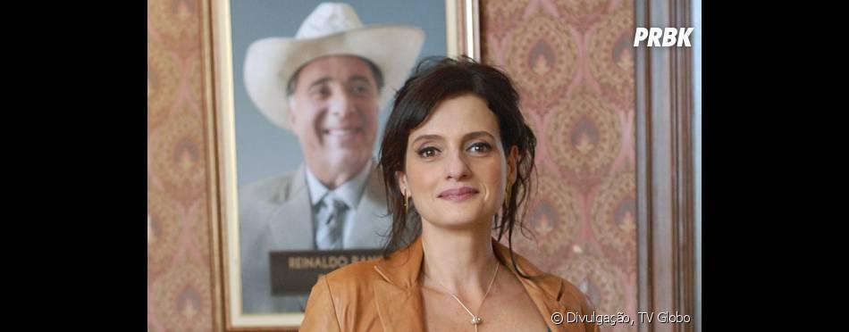 """Estrelada por Denise Fraga, a série """"A Mulher do Prefeito"""" está entre os nomeados a Melhor Comédia"""
