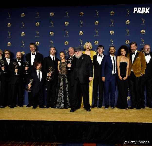 """De """"Game of Thrones"""", George R. R. Martin recusa convite para aparecer na série"""