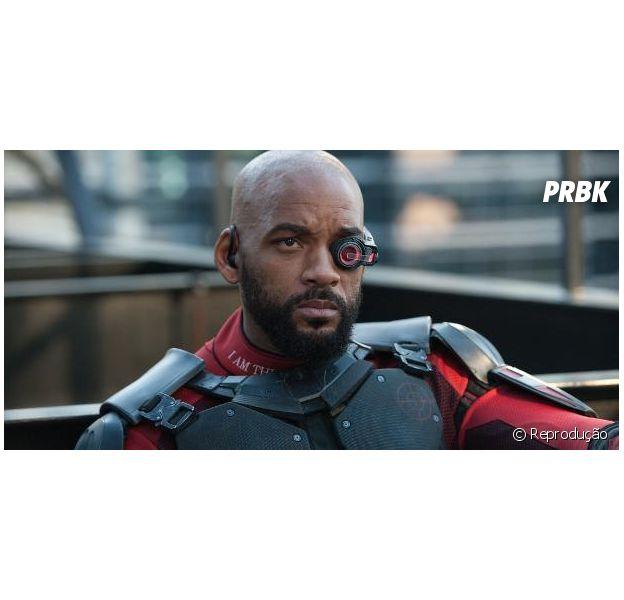 """""""Esquadrão Suicida 2"""" não terá Will Smith na pele do Pistoleiro"""
