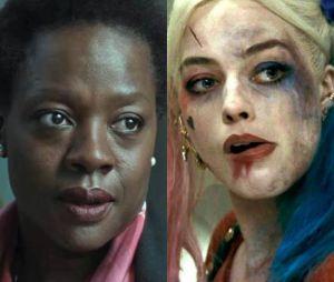 """De """"Esquadrão Suicida"""": somente Margot Robbie e Viola Davis irão voltar para o próximo filme, diz site"""