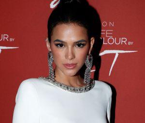 Bruna Marquezine volta a elogiar Maisa e se emociona ao fazer post de Dia das Mulheres