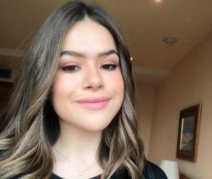 Maisa Silva gravou um vídeo bem no estilo Bettina e seu investimento para chamar público para assistir ao programa