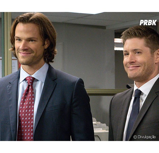 "Jared Padalecki, Jensen Ackles e Misha Collins anunciam fim de ""Supernatural""!"