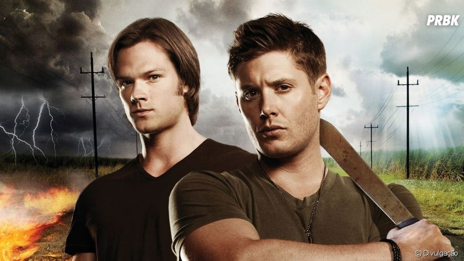 "Jared Padalecki, Jensen Ackles e Misha Collins postam vídeo abalados com fim de ""Supernatural"""