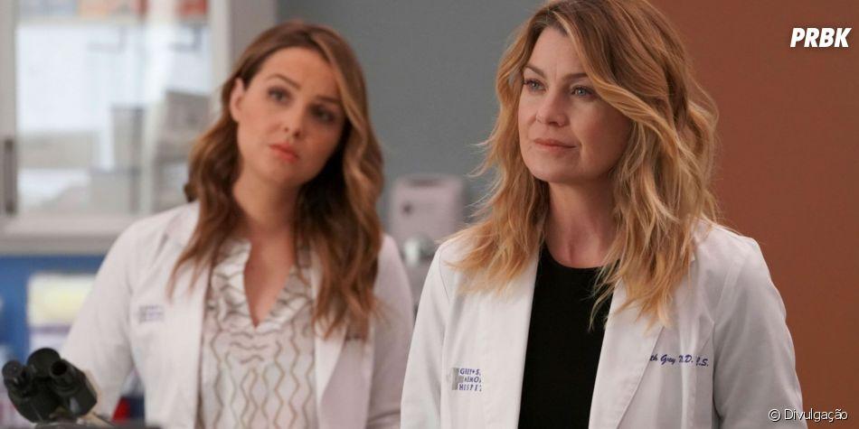 """Pode esperar episódio diferente de tudo que você já viu em""""Grey's Anatomy"""""""
