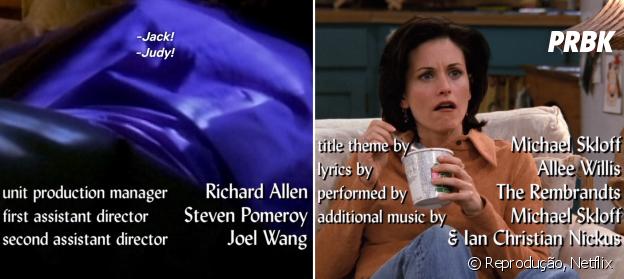 """""""Friends"""": Monica já assistiu uma sextape dos pais, Jack e Judy"""