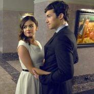 """Novo episódio de """"Pretty Little Liars: The Perfectionists"""" revela que Aria e Ezra vão ter bebê"""