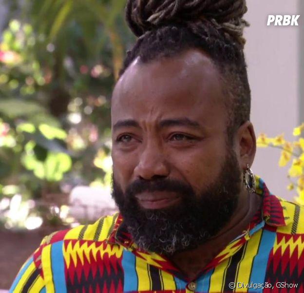 """Do """"BBB19"""", Rodrigo chorou ao relembrar de participação no reality durante o """"Mais Você"""""""