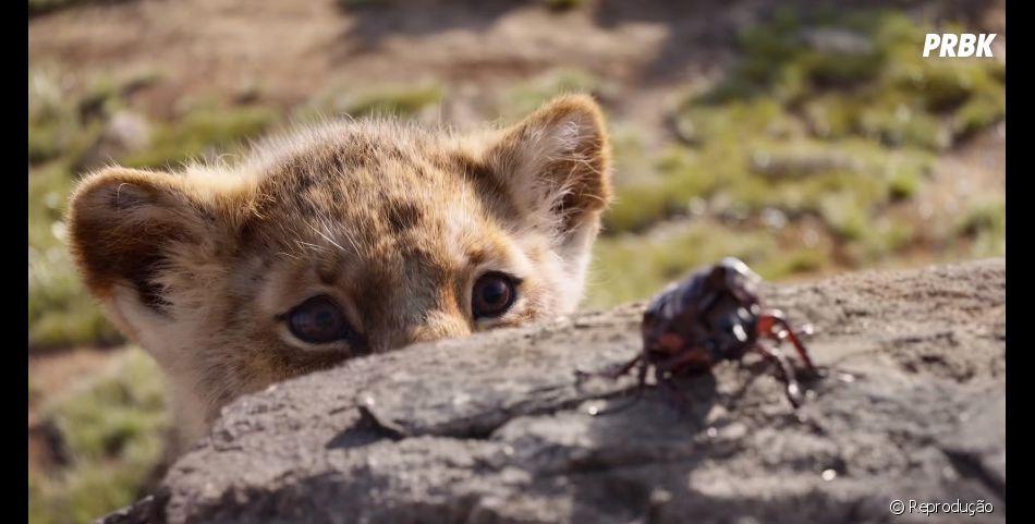 """Filme """"O Rei Leão"""": Simba é expulso do reino em trailer inédito"""