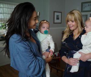 "Em ""Pretty Little Liars: The Perfectionists"", Alison (Sasha Pieterse) resolveu terminar relação com Emily (Shay Mitchell)"