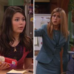 """Nós apostamos que você nunca percebeu esta semelhança entre """"Friends"""" e """"iCarly"""""""
