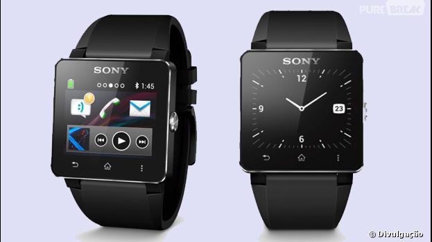 SmartWatch 2 da Sony se propõe a ser melhor que o Galaxy Gear