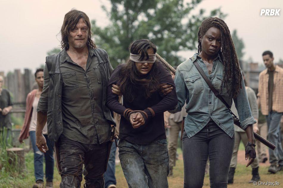 """Com derivadas e série original, """"The Walking Dead"""" pode durar bastante tempo!"""