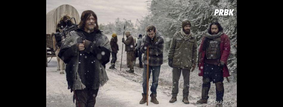 """""""The Walking Dead"""" já tem sua 10ª temporada confirmada!"""
