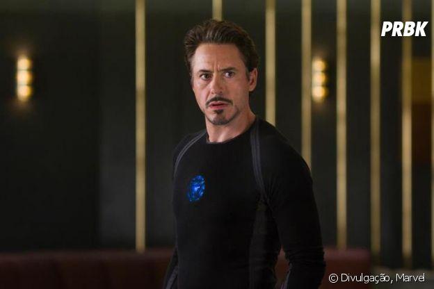 """Tony Stark, o Homem de Ferro, morre em """"Vingadores: Ultimato"""" para salvar a humanidade"""
