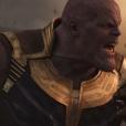 """Thanos (Josh Brolin) morre em """"Vingadores: Ultimato"""" após Homem de Ferro (Robert Downey Jr.) estalar os dedos com a manopla"""