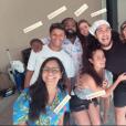 """Ex-""""BBB19"""", Grupo da Gaiola foi convidado para uma viagem a Arraial do Cabo"""