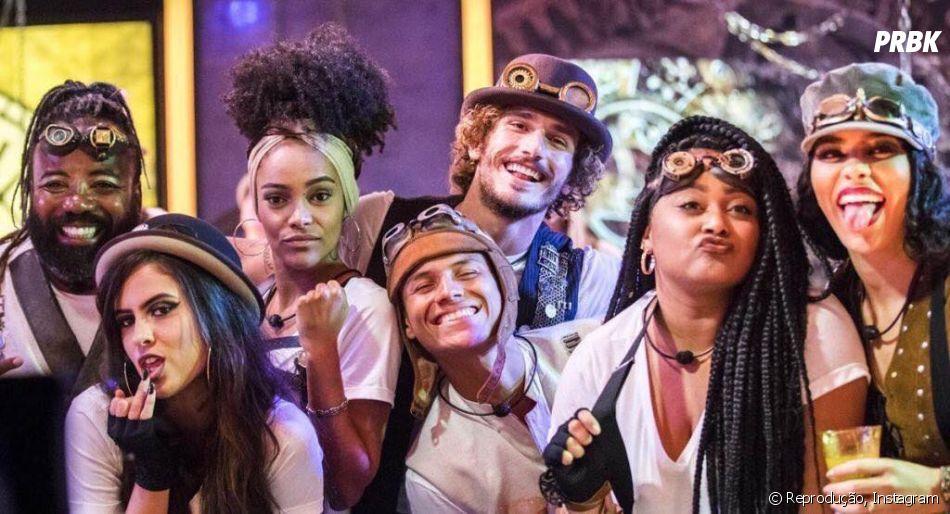 """Grupo da Gaiola nasceu no caótico """"BBB19"""""""