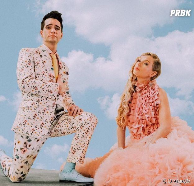 Taylor Swift Me Feat Brendon Urie Of Panic At The Disco: Taylor Swift E Brendon Urie, Do Panic! At The Disco
