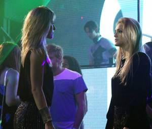 """Megan (Isabelle Drummond) vai sabotar o encontro de Arthur (Dudu Azevedo) em """"Geração Brasil"""""""