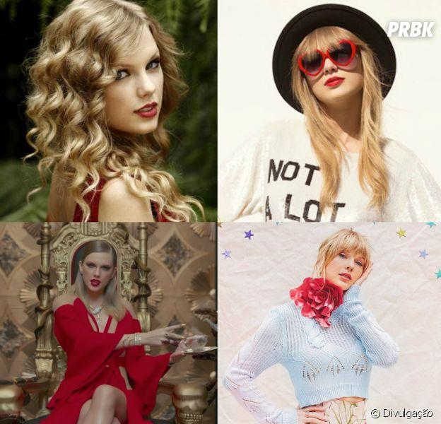Faça o teste e descubra qual Era da Taylor Swift você é