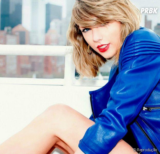 "Taylor Swift comemora o sucesso do álbum ""1989"" e permanece no topo de 78 países"