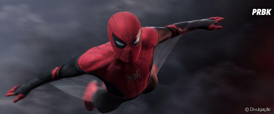 """Novo trailer de """"Homem-Aranha: Longe de Casa"""" mostra que herói vai ter que lutar contra os Elementais!"""