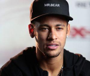 Neymar representou todo mundo quando conheceu o Will Smith