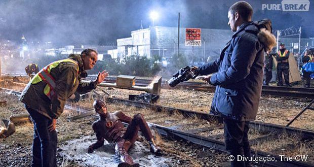 """O Capitão Frio surge na série """"The Flash"""", da The CW"""