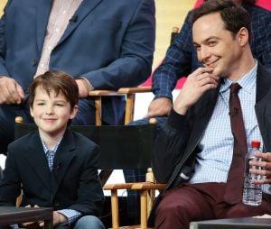 """Os personagens de """"The Big Bang Theory"""" vão aparecer em versão mirim em """"Young Sheldon"""""""