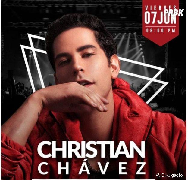 Christian Chávez cancelou o reencontro com um ex-RBD e não estamos entendendo nada