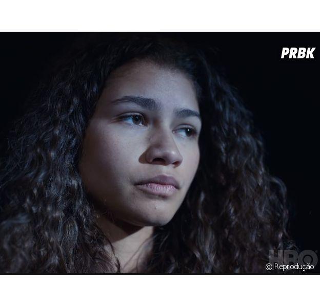 """De """"Euphoria"""": confira o primeiro trailer da nova série da HBO com Zendaya"""