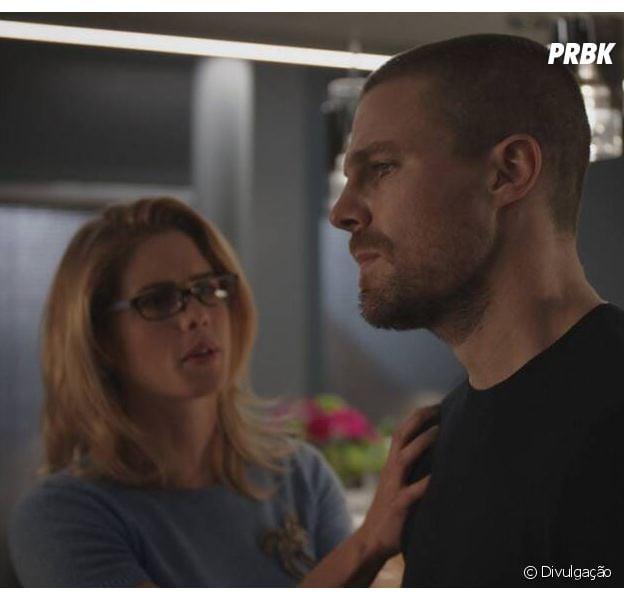 """Último episódio da 7ª temporada de """"Arrow"""" pode ser visto como uma despedida da série"""