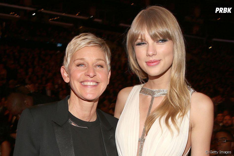 Taylor Swiftparticipou de uma entrevista com Ellen DeGeneres e contou mais sobre seus próximos trabalhos