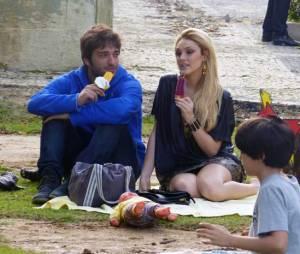 Enquanto isso, Davi (Humberto Carrão) e Megan (Isabelle Drummond) irão curtir momentos juntos