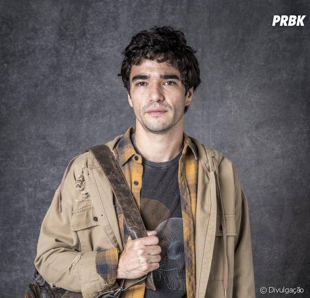 """Caio Blat, de """"O Sétimo Guardião"""", é acusado de assediar atrizes do elenco"""