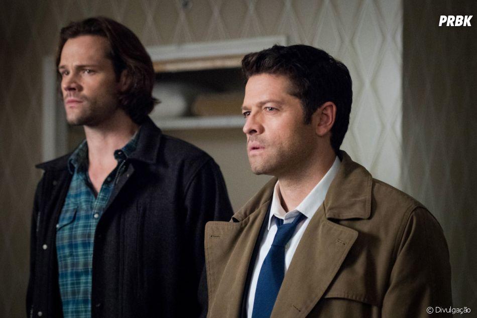 """Em """"Supernatural"""", 15ª temporada falará sobre o fim do mundo"""