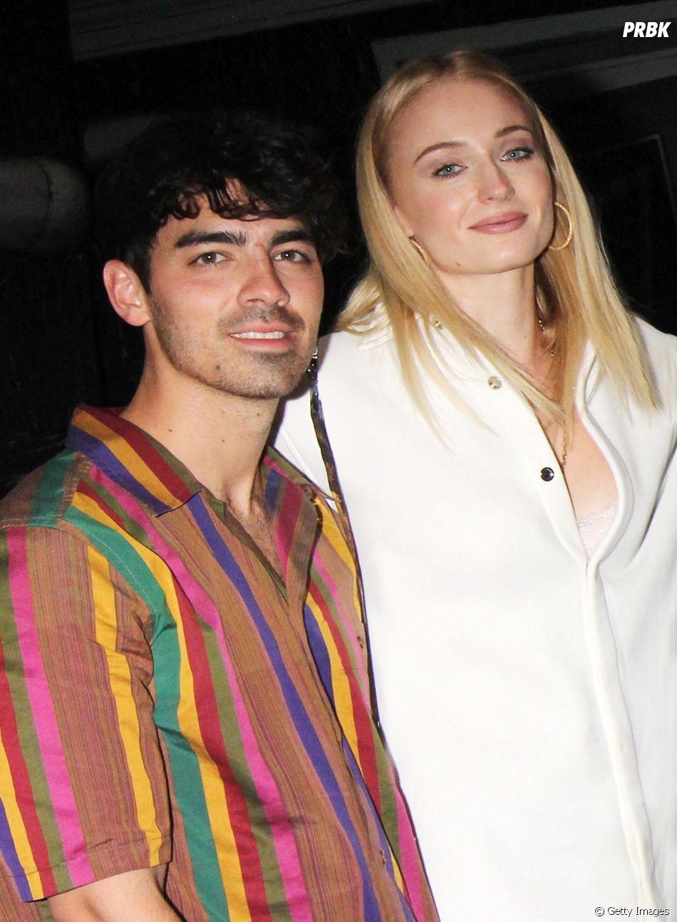 """Joe Jonas e Sophie Turner chegaram a terminar o namoro: """"Pior dia das nossas vidas"""""""